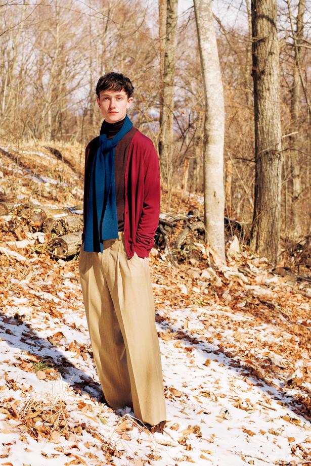 JOHN SMEDLEY 2018 Autumn Winter22